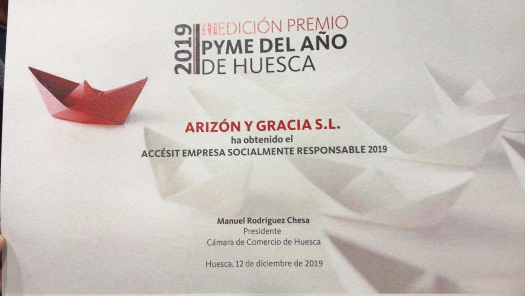 Accesit premio PYME