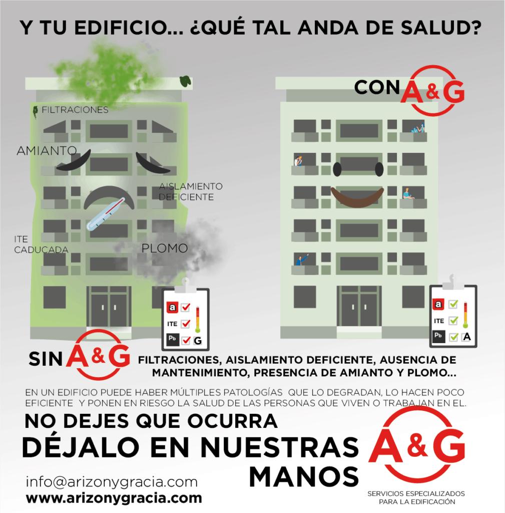 patologías de un edificio
