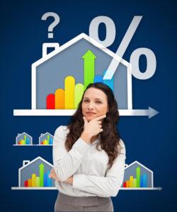 Calificación energética de las viviendas